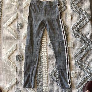 H&M girls patterned leggings